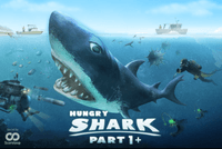 Video Game: Hungry Shark - Part 1