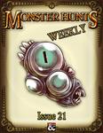 RPG Item: Monster Hunts Weekly: Issue 21