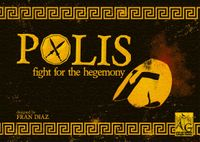 Board Game: Polis: Fight for the Hegemony