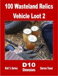 RPG Item: 100 Wasteland Relics - Vehicle Loot 2