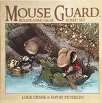 RPG Item: Mouse Guard Roleplaying Game Boxed Set (Second Edition)