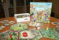 Board Game: Legitimacy