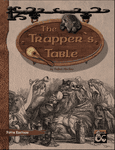 RPG Item: The Trapper's Table