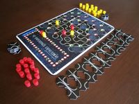 Board Game: 42 Hyperspace Expressway