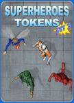 RPG Item: Superheroes Tokens Set 3