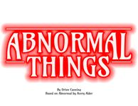 RPG Item: Abnormal Things