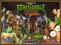 Board Game: Formidable Foes