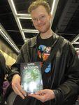 RPG Designer: Erik Scott de Bie