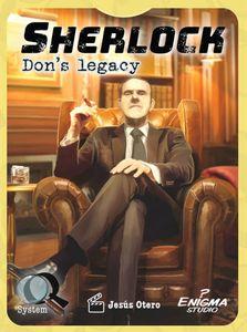 Sherlock: Don's Legacy Cover Artwork