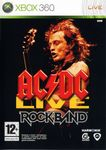 Video Game: AC/DC Live: Rock Band Track Pack