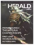 Issue: The Imperial Herald (Volume 2, Issue 24 - 2008)