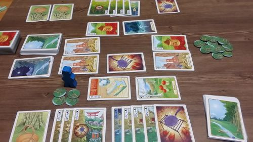 Board Game: Morels