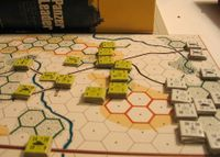 Board Game: Panzer Leader: Game of Tactical Warfare on the Western Front