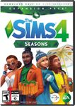 Video Game: The Sims 4 - Seasons