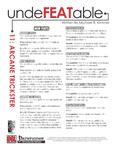 RPG Item: Undefeatable 11: Arcane Trickster
