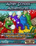 RPG Item: Adventures in Wonderland #5: The Dragonpillar's Quest (Hero Kids)