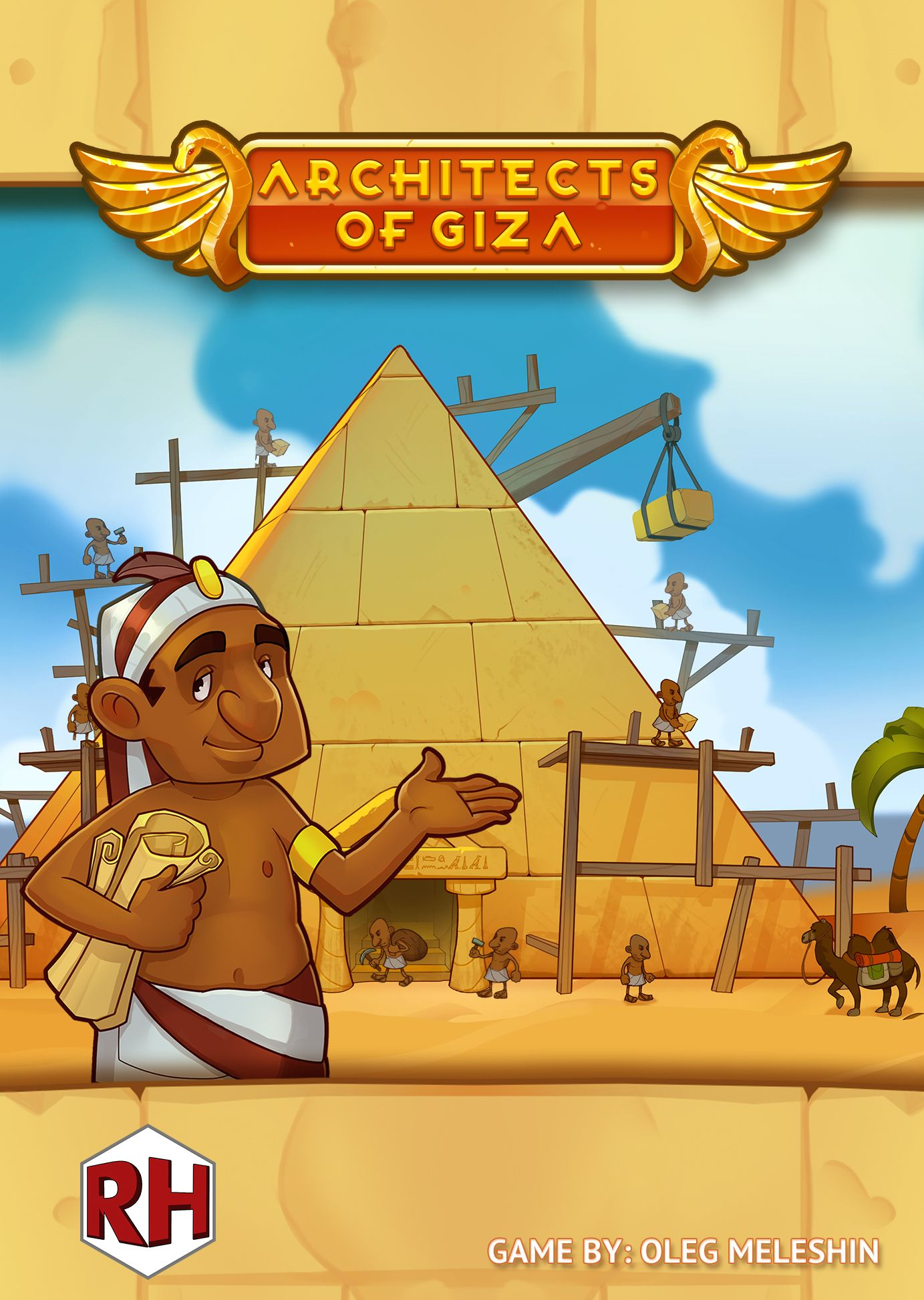 Architects of Giza