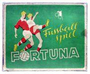 Board Game: Fussballspiel Fortuna