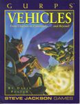 RPG Item: GURPS Vehicles (First Edition)