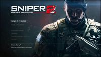 Video Game: Sniper: Ghost Warrior 2