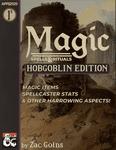 RPG Item: MAGIC: Hobgoblin Edition