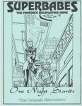 RPG Item: One Night Stands: The Orlando Adventures