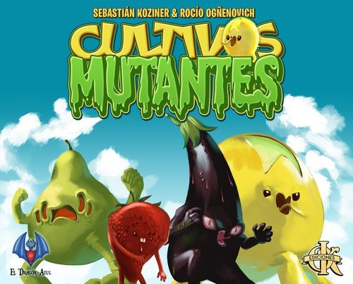 Board Game: Mutant Crops