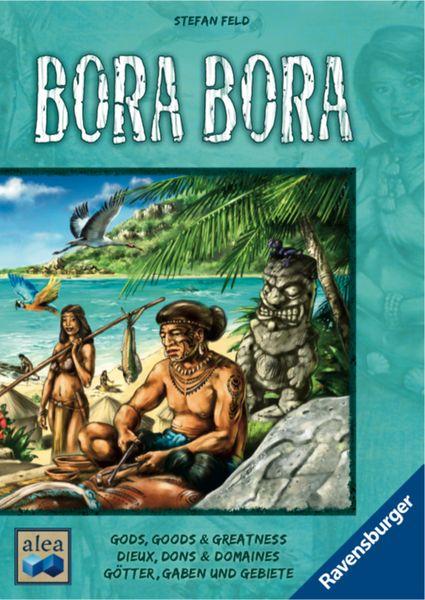 Bora Bora, alea/Ravensburger, 2013 (image provided by the publisher)