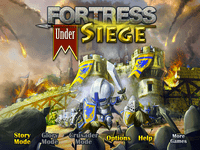 Video Game: Fortress Under Siege