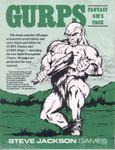 RPG Item: GURPS Fantasy GM's Pack