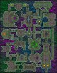 RPG Item: VTT Map Set 136: The Traveler's Domain