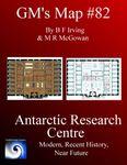 RPG Item: GM's Maps 82: Antarctic Research Center
