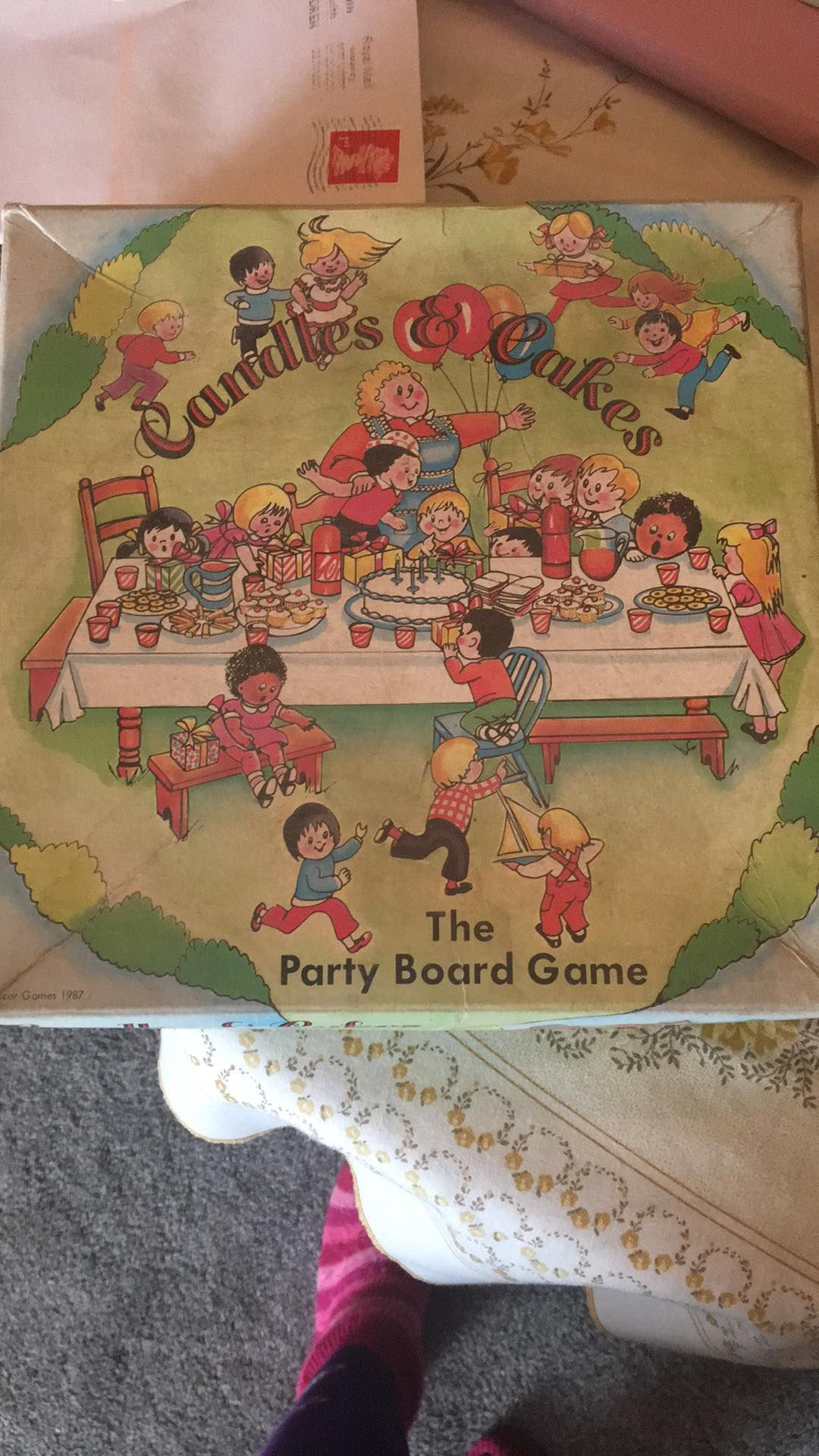 Candles & Cakes: The Party Board Game