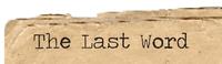 RPG: The Last Word