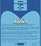 RPG Item: Welcome, Fleshbag, to the World of Mega Man