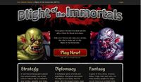 Video Game: Blight of the Immortals