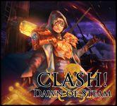 Board Game: CLASH! Dawn of Steam