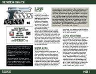 Issue: Modern Dispatch (Issue 8 - 2004)