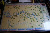 Board Game: Clash of Giants: Campaigns of Tannenberg and the Marne, 1914
