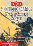 RPG Item: Spellbook Cards: Martial Powers & Races