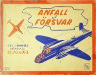 Board Game: Adler Luftverteidigungsspiel