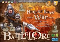 Board Game: BattleLore: The Hundred Years' War – Crossbows & Polearms