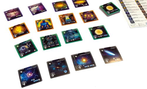 Board Game: Scientia