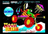 Video Game: Moon Alert