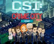 Video Game: CSI: Crime City