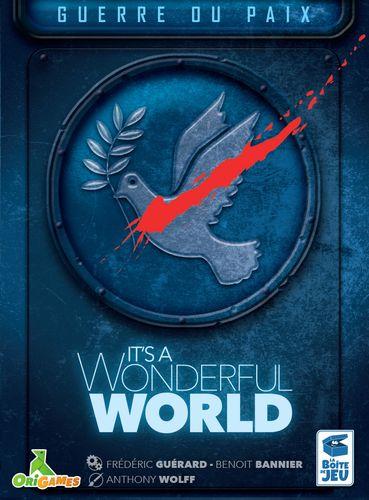Board Game: It's a Wonderful World: War or Peace
