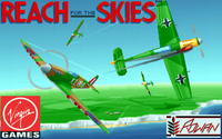 Video Game: Reach for the Skies