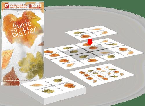 Board Game: Bunte Blätter