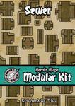 RPG Item: Heroic Maps Modular Kit: Sewer