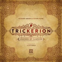 Trickerion: Légende de L'Illusion